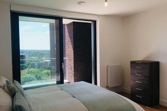 Thumbnail Flat to rent in 131 Brick Kiln Two, Station Road, Lewisham