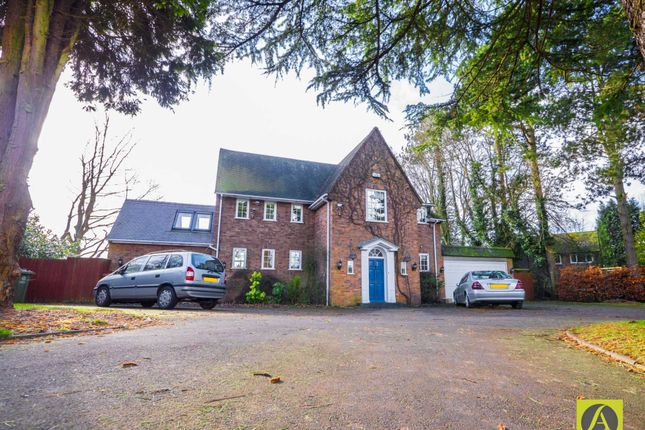Thumbnail Detached house for sale in Moorland House, Pattingham Road, Wolverhampton
