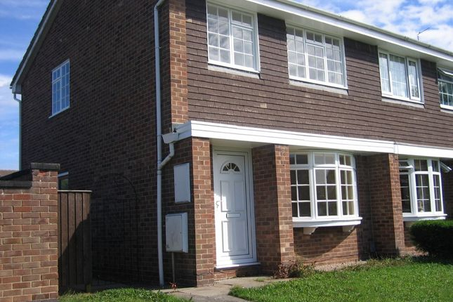Thumbnail Detached house to rent in Bishops Drive, Oakwood, Derby