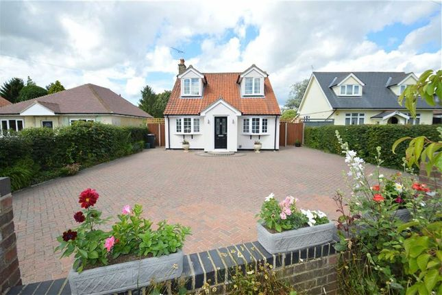 Thumbnail Property for sale in Harlow Road, Sheering, Essex
