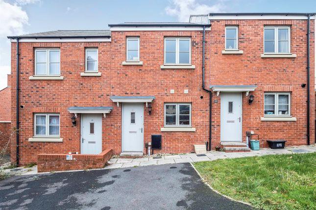 Thumbnail Terraced house for sale in Lon Y Grug, Llandarcy, Neath