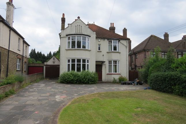 Thumbnail Detached house to rent in Warren Road, Orpington