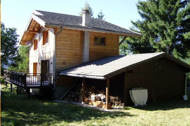 Thumbnail Chalet for sale in Les Carroz d`Araches, Grand Massif, French Alps, France