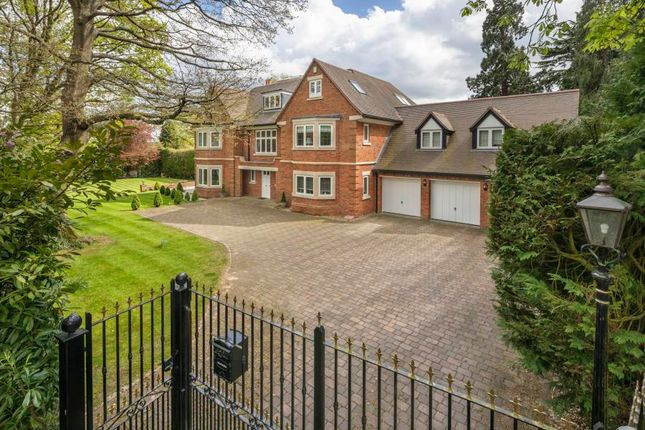 Thumbnail Detached house for sale in Queens Hill Rise, Ascot