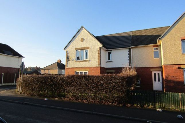 Thumbnail Semi-detached house to rent in Birchwood Lane, Somercotes, Alfreton