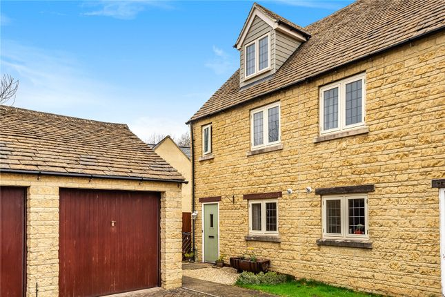 Semi-detached house for sale in Lechlade, Gloucestershire