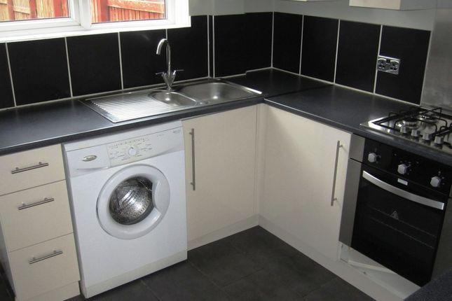 Kitchen of Wordsworth Close, Sheffield S5