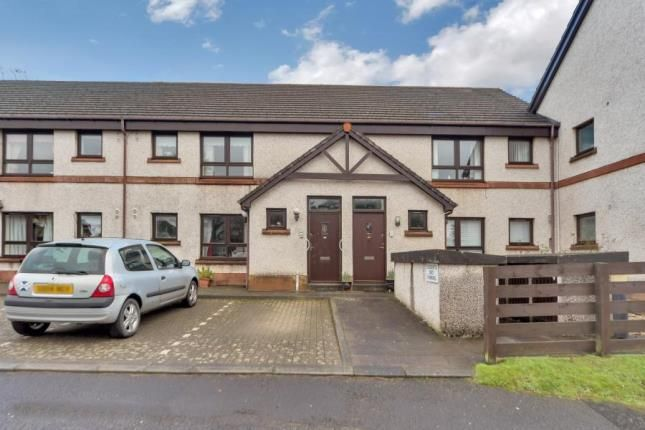 Thumbnail Flat for sale in Warren Park Mews, Largs, North Ayrshire