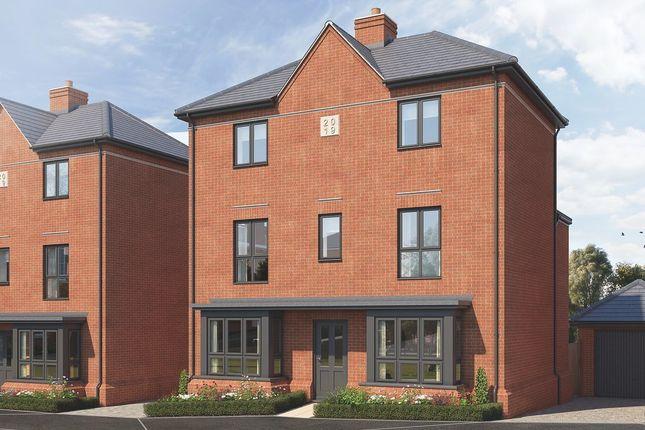 Thumbnail Detached house for sale in Wellesley, Aldershot