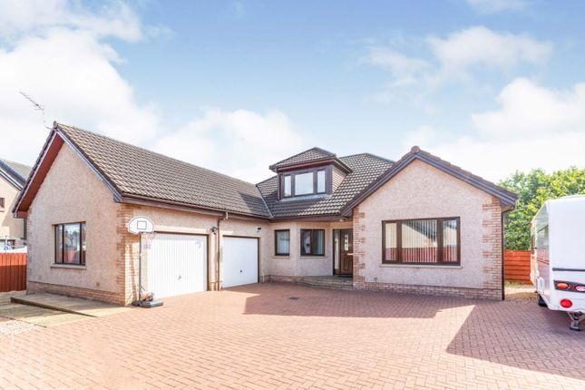 Thumbnail Detached house for sale in Charleton Park, Montrose