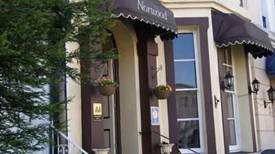 Thumbnail Hotel/guest house for sale in The Norwood Guest House, 60 Belgrave Road, Torquay, Devon