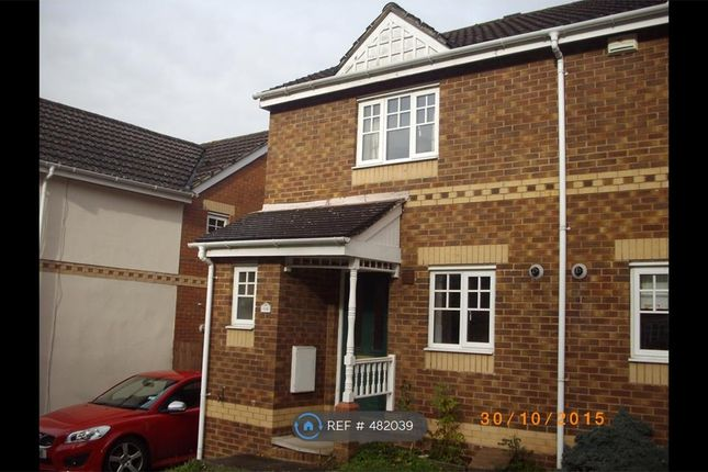 Thumbnail Semi-detached house to rent in Glangavenny, Abergavenny