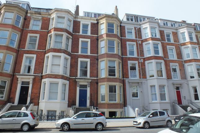 Thumbnail Flat to rent in Ground Floor Flat, 26 Prince Of Wales, Scarborough