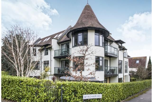 Thumbnail Flat for sale in 1 Wyndham Road, Lower Parkstone, Poole