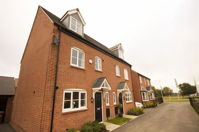 """3 bedroom semi-detached house for sale in """"The Leicester"""" at Harrington Close, Gedling, Nottingham"""