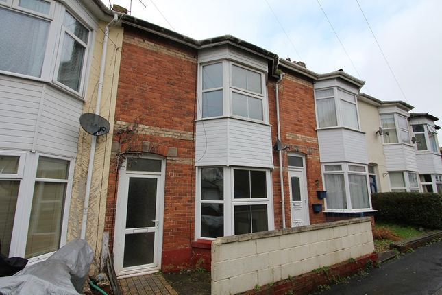 Thumbnail Terraced house for sale in Haytor Terrace, Newton Abbot