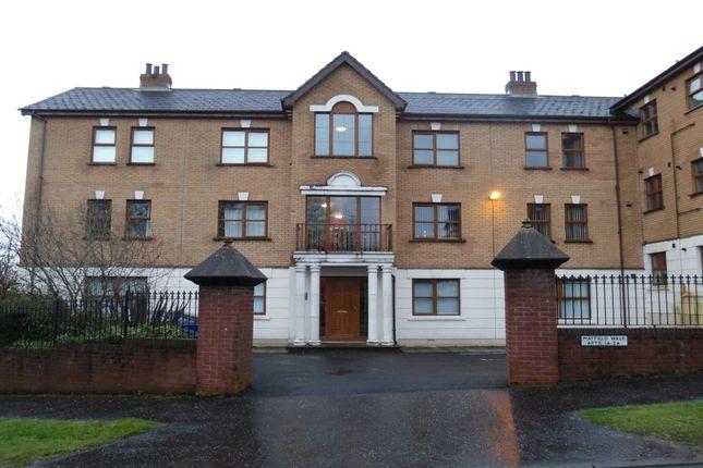 Thumbnail Flat to rent in Mayfield Walk, Newtownabbey