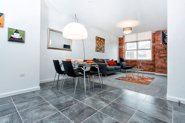 Thumbnail Flat to rent in 1 Balme Street, City Centre