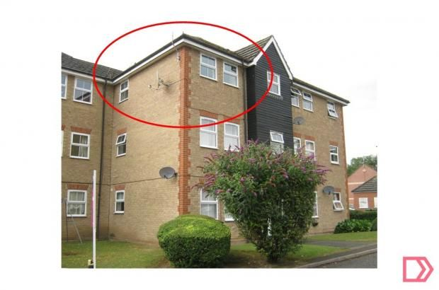 1 bed flat to rent in Ben Culey Drive, Thetford, Norfolk IP24