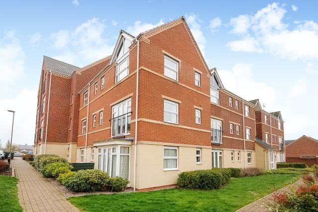 Thumbnail Flat to rent in Alma Road, Banbury