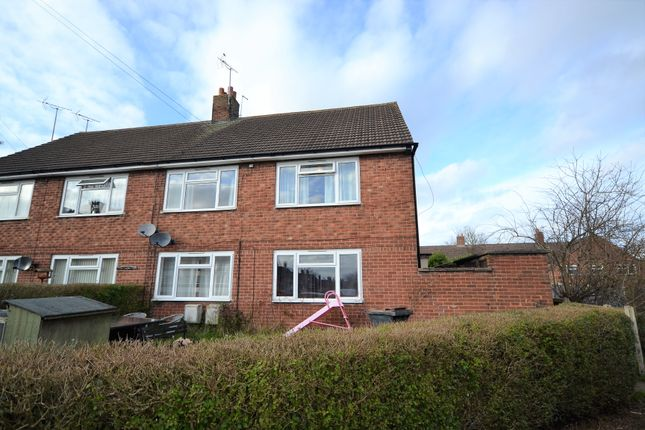 Thumbnail Flat for sale in Cherry Hill, Madeley, Crewe