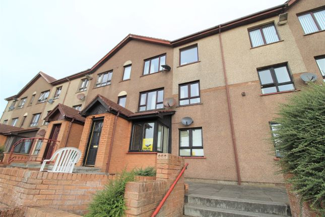 Thumbnail Flat for sale in Parkend Gardens, Saltcoats