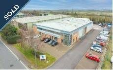Thumbnail Commercial property for sale in Woodward Avenue, Yate, Bristol