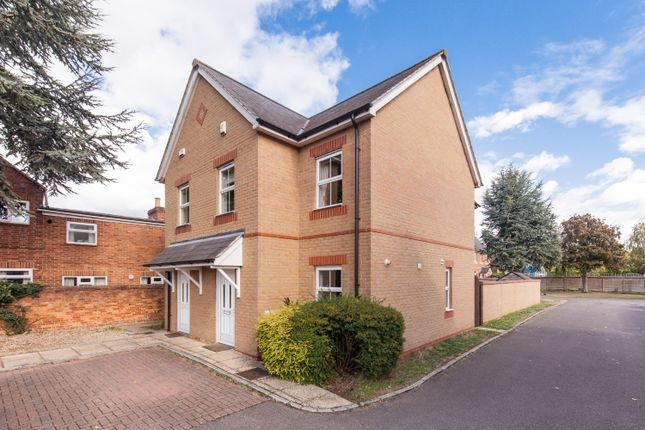 Thumbnail Town house to rent in Ty-Craig, Victoria Road, Bicester