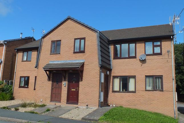 Thumbnail Flat to rent in Aldergrove Place, Coedpoeth, Wrexham