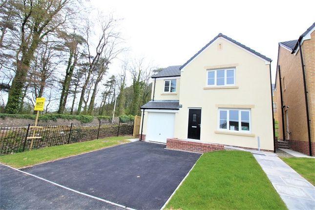 Thumbnail Detached house for sale in The Roseberry, Martello Park, Buttermilk Close, Pembroke, Pembrokeshire.