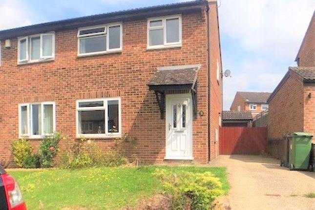 Thumbnail Semi-detached house to rent in Reinden Grove, Downswood, Maidstone