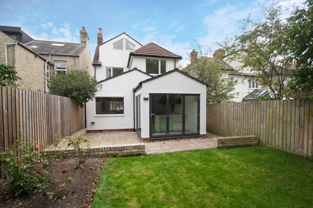 Thumbnail Detached house for sale in Rock Road, Cambridge