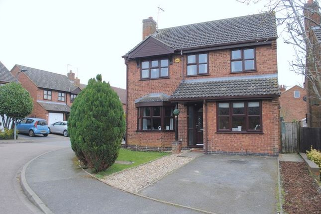 Thumbnail Detached house for sale in Cambridge Street, Wymington, Rushden