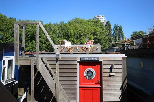 Thumbnail Houseboat to rent in Thames Reach, Lower Teddington Road, Kingston Upon Thames
