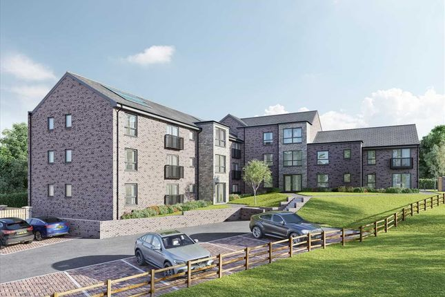 Thumbnail Flat for sale in Maxwell Court, The Village, East Kilbride