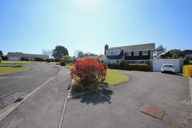 Thumbnail Detached house for sale in Steppes Hill, Langton Matravers, Swanage