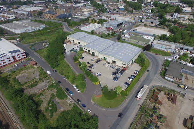 Thumbnail Warehouse for sale in Ripley Street, Bradford