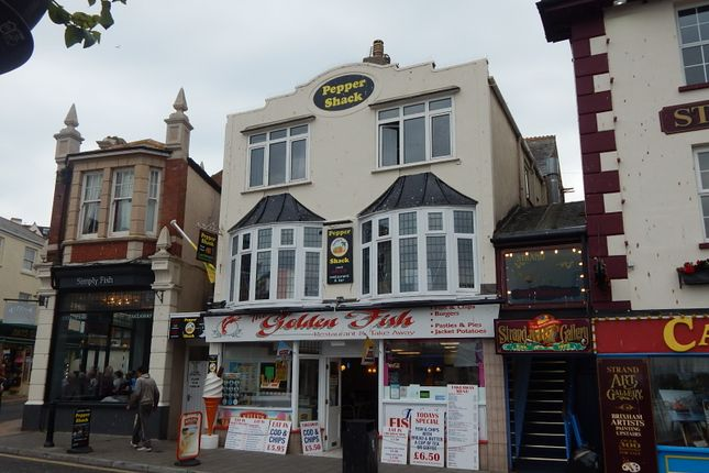 Thumbnail Duplex to rent in The Strand, Brixham