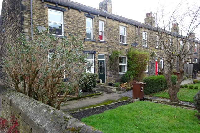Thumbnail End terrace house to rent in Salisbury Place, Calverley, Pudsey