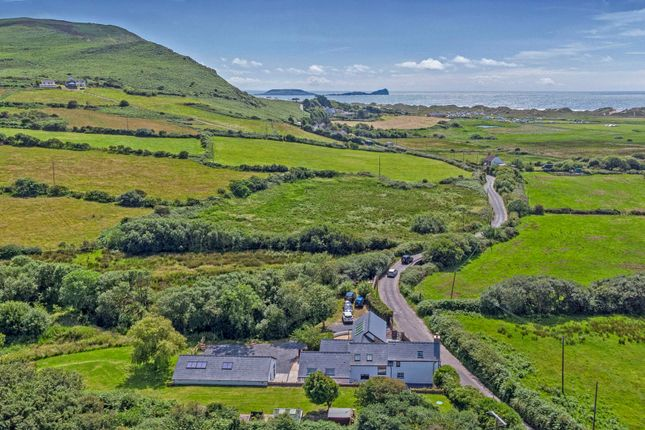 Thumbnail Detached house for sale in Moor Lane, Hill End, Llangennith