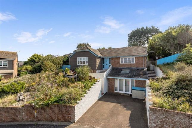 Thumbnail Detached house for sale in Dukes Close, Seaford, East Sussex