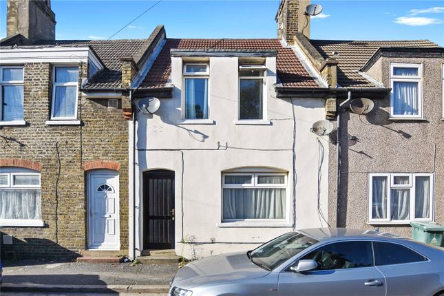 Thumbnail Terraced house for sale in Abbey Road, Stratford, London