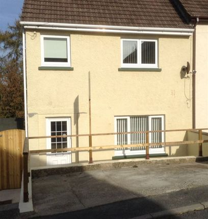 Thumbnail Terraced house to rent in Fleming Crescent, Haverfordwest, Pembrokeshire