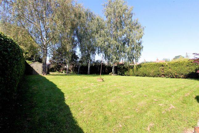 Garden (2) of Castle Gate, Castle Bytham, Grantham NG33