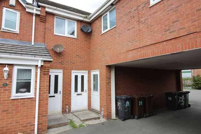 Thumbnail Flat to rent in Lunt Avenue, Bootle