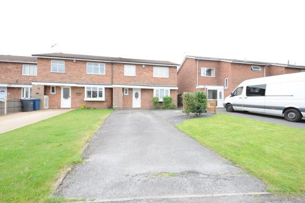3 bed town house to rent in Wilfrid Grove, Nottingham NG2