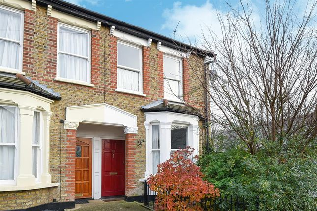 Thumbnail End terrace house for sale in Barmeston Road, London