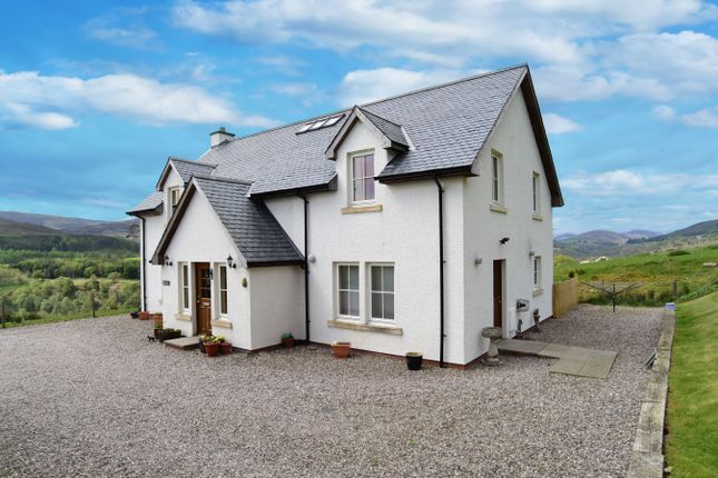 Thumbnail Detached house for sale in Glackburn, Glenprosen, Kirriemuir, Angus, 4nd
