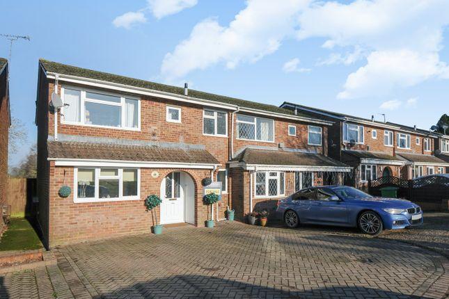 Thumbnail Semi-detached house for sale in Derwent Road, Basingstoke