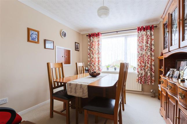 Thumbnail Detached house for sale in Gwyn Crescent, Fakenham